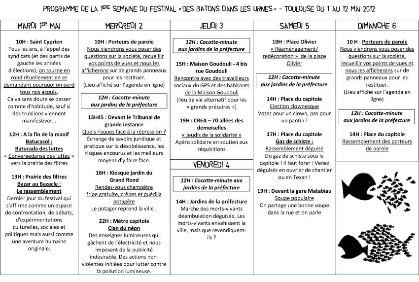 Programme 1ere semaine Festival Des Bâtons dans les Urnes2012 (1)-1-1
